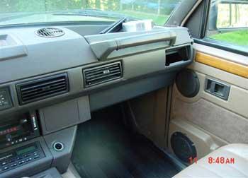 Range - Range rover classic interior parts ...