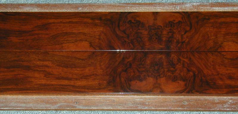 Walnut Veneer Roll The Burled Walnut Veneer That