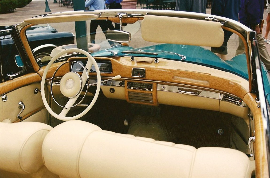Marilyn Monroes 1960 Mercedes Benz 220SE