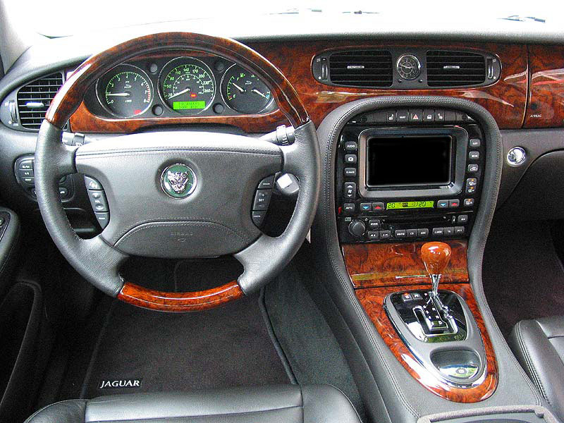 2003 Jaguar Xk8 Interior Parts
